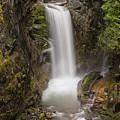 Christine Falls Mt Rainier Washington by Steve Gadomski