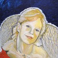 Christmas Angel   Finished by J Bauer