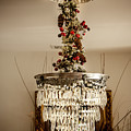 Christmas Antique Chandelier by KG Thienemann