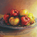 Christmas Apples by Martin Stevers