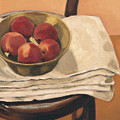 Christmas Apples by Raimonda Jatkeviciute-Kasparaviciene
