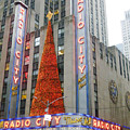 Christmas At Radio City Music Hall by William Rogers