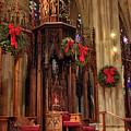 Christmas At  St. Patrick's by Jessica Jenney