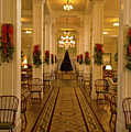 Christmas At The Mount Washington Hotel by Paul Mangold