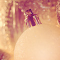 Christmas Baubles  by LHJB Photography