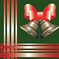 Christmas Bells 2 by Lois Boyce
