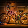 Christmas Bike by Garry Gay