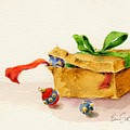 Christmas Box by Eric Suchman