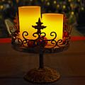Christmas Candles by Martin Massari