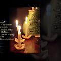 Christmas Candles by Nirdesha Munasinghe