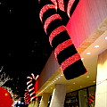 Christmas Candy Canes by Ed Weidman