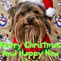 Christmas Card 1 by Dennis Hofelich