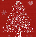 Christmas Card 5 by Nina Ficur Feenan