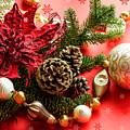 Christmas Cheer by Marina Kojukhova