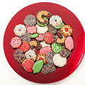 Christmas Cookies by Anthony Totah