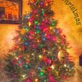 Christmas Corner by Jenny Revitz Soper