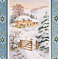 Christmas Cottage by Stanley Cooke