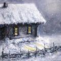 Christmas Eve by Arturas Slapsys