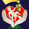 Christmas Eve- Nativity by Michal Boubin