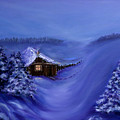 Christmas Eve by Nina Nabokova