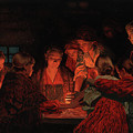 Christmas Fortune-telling. by Simon Kozhin