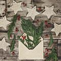 Christmas Greens by Kim Hojnacki