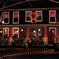 Christmas House-2 by Mina Thompson
