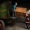 Christmas - How Santa Ruined Christmas 1924 by Mike Savad