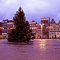 Christmas In Amsterdam The Netherlands by Nisangha Ji