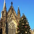Christmas In Cologne by Karen Quinker