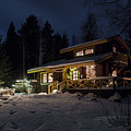 Christmas In Finland by Lasse Ansaharju