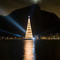 Christmas In Rio by Sergio Bondioni