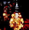 Christmas Lantern by Catherine Lott