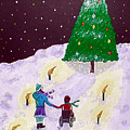 Christmas Magic by Sandy Wager