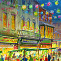 Christmas Market by Stanley Cooke