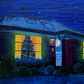 The Image Of Christmas Past by Timothy Smith