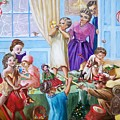 American History  We Say Merry  Christmas  Because It Is Christmas  by Sigrid Tune