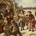 Christmas Morning by Thomas Falcon Marshall
