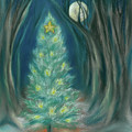 Christmas Night In The Forest by MM Anderson