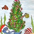 Christmas Of The Sea Tree by Bev Veals