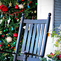 Christmas On The Porch by Cynthia Guinn