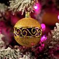 Christmas Ornament 1 by Krystal Billett