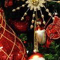 Christmas Ornaments 1 by Nancy Mueller