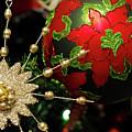 Christmas Ornaments 2 by Nancy Mueller