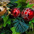 Christmas Ornaments by Christopher Holmes