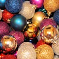 Christmas Ornaments by Shelly Dixon