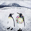 Christmas Penguins by Nancy Forehand