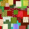 Christmas Quilt by Steve Ohlsen