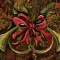 Christmas Red Ribbon by Jodi Monahan