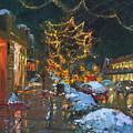 Christmas Reflections by Ylli Haruni